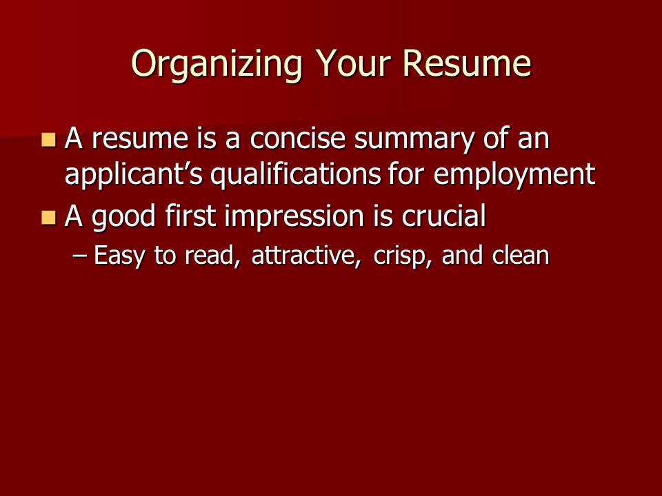 Resume writing wikiHow