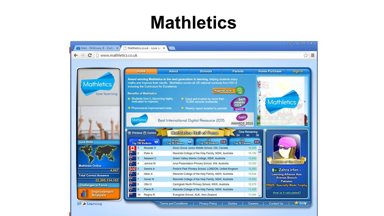 Fine Mathletics Games Ks2 Contemporary - Printable Math Worksheets ...