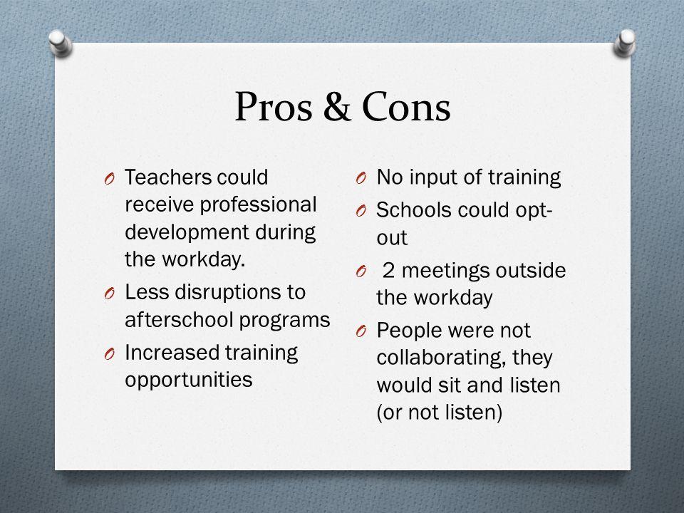 7 Pros & Cons ...