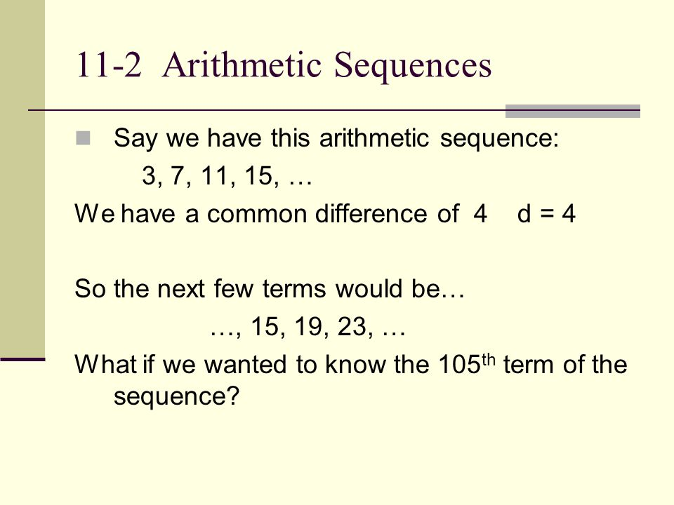 arithmetic sequence worksheet algebra 1 Termolak – Sequences and Series Worksheets