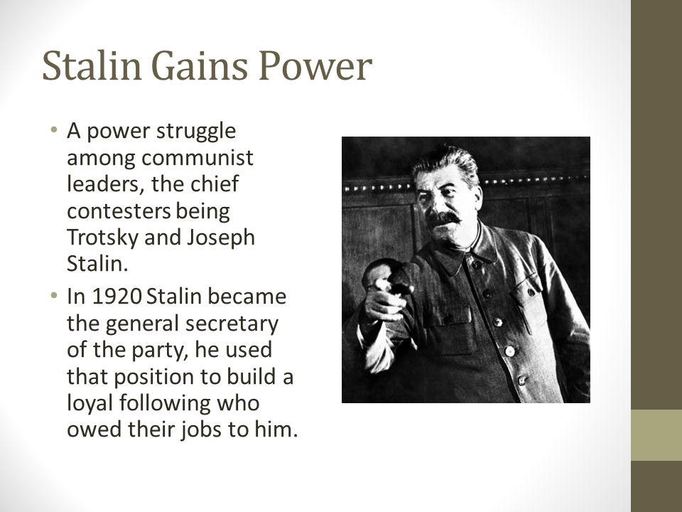 stalin power struggle essays Expression for good essay o level essay on corruption is the enemy of progress and development theme of fahrenheit 451 censorship essay teenagers and social media research papers economic development of china custom essay australia police corruption essays smoking in america essays how to write a book review research.