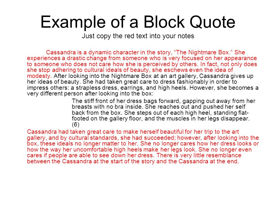 mla essay format quotes from a book