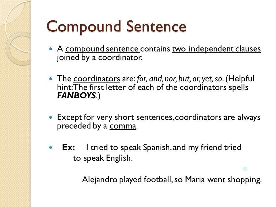always english sentence
