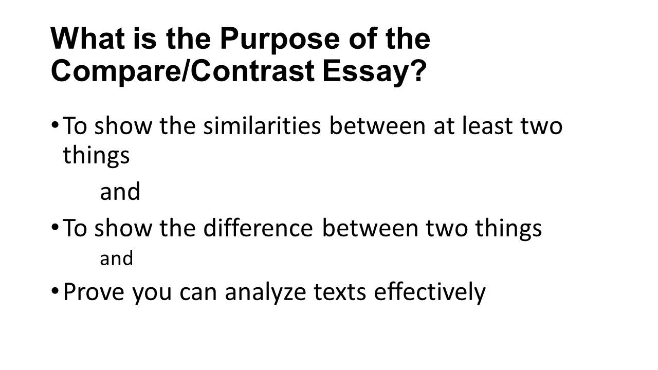 compare essay compare contrast essay thesis statement examples  compare and contrast essay blake s chimney sweeper poems what is the purpose of the compare