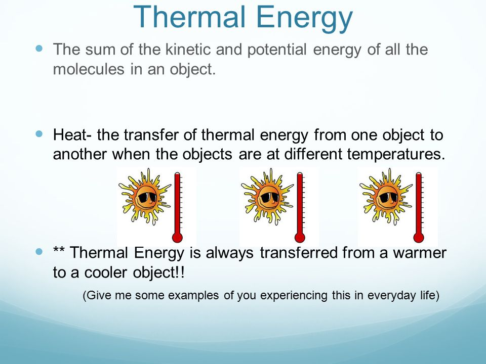 Example Of Thermal Energy Choice Image Example Cover Letter For Resume