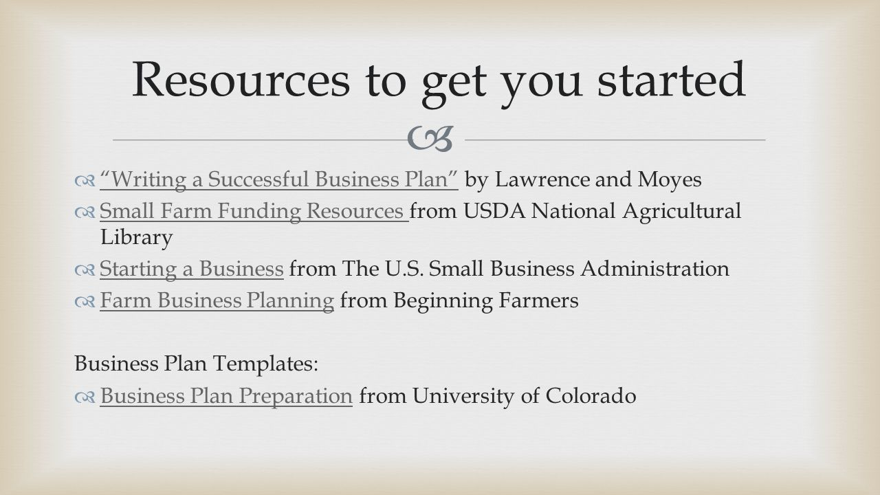 Plan For And Communicate Success Understand The Purposes Of - Small business administration business plan template