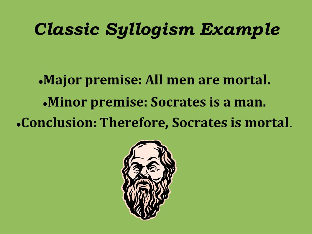 Syllogisms deductive reasoning worksheet answers