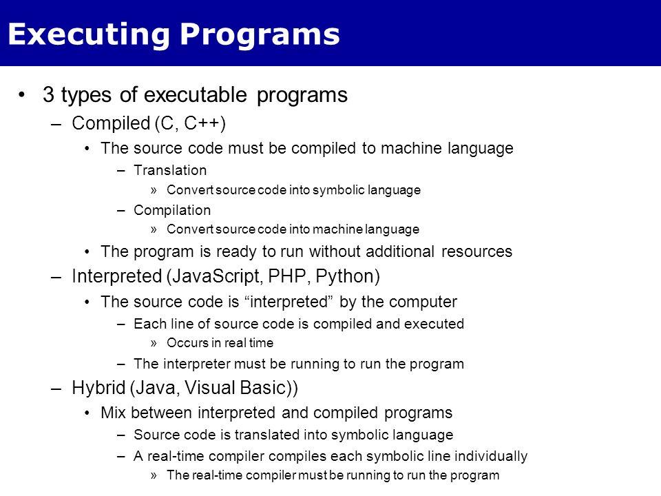 symbolism examples in java
