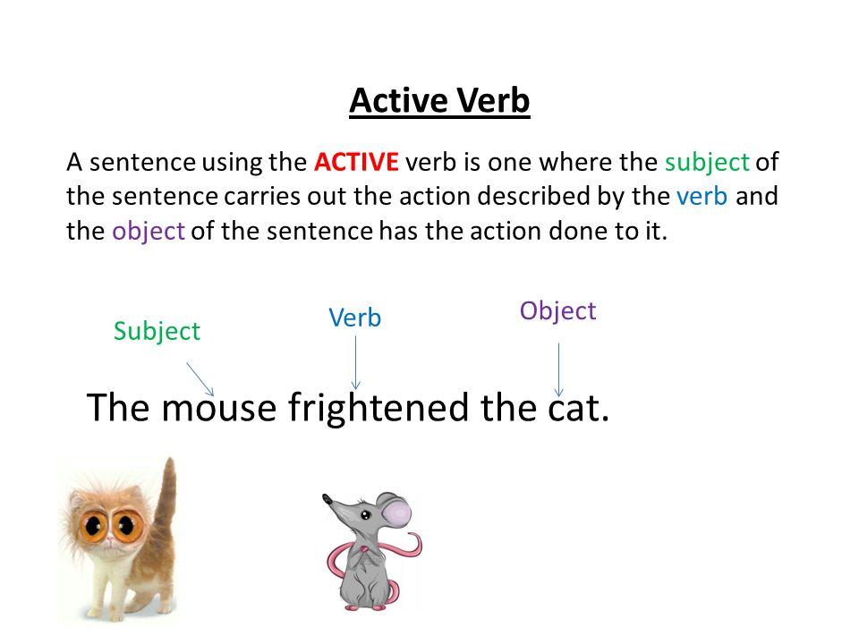 2 Active ...  Active Verbs