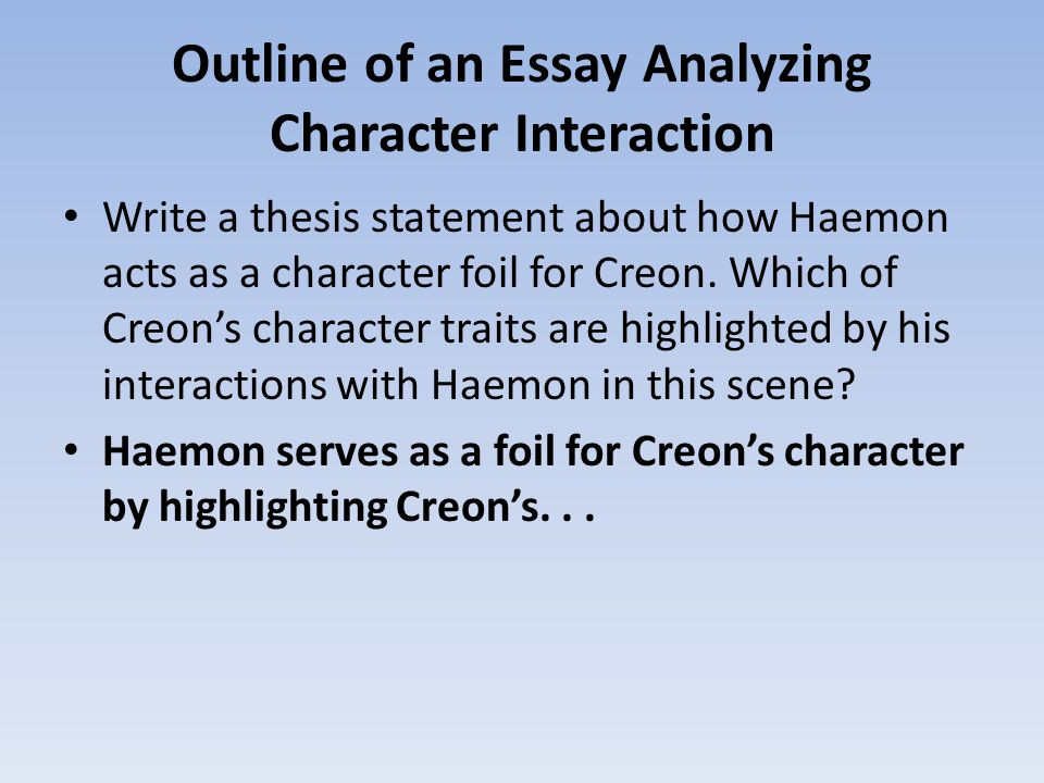 an analysis of creon and antigone as tragic hero in antigone by sophocles