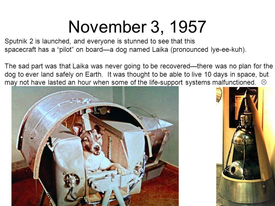 sputniks launching