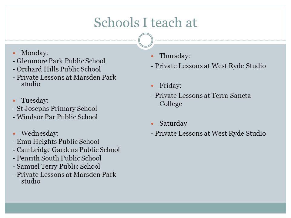 west ryde public school