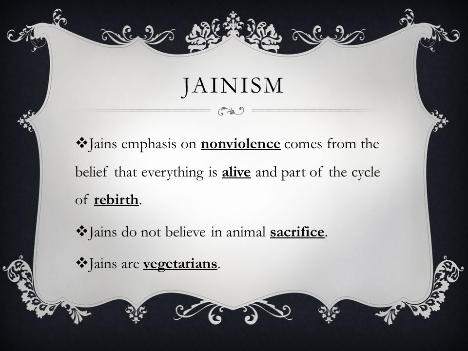 Does jainism believe in reincarnation