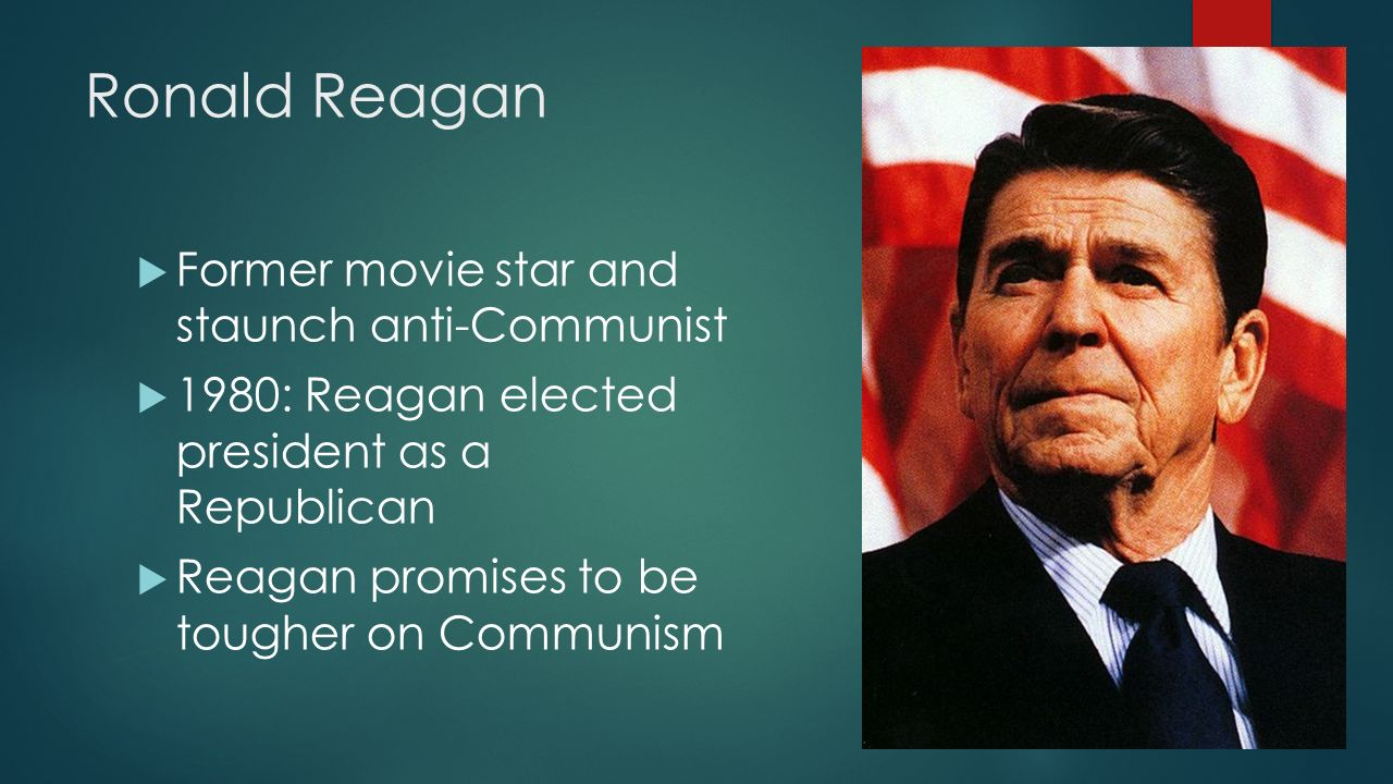 ronald regan and the cold war Chris, the primary credit for winning the cold war belongs, imo, to ronald reagan in 1987 mikhail gorbachev met with reagan.