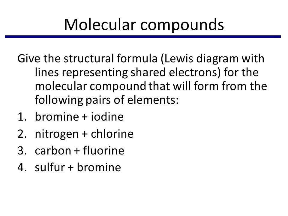Day 14 – Covalent bonds Sci 10Chemistry. Covalent Bonds Non-metal ...