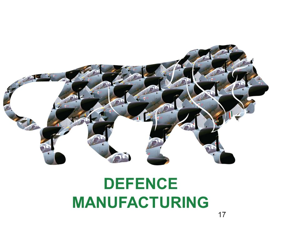 DEFENCE MANUFACTURING 17