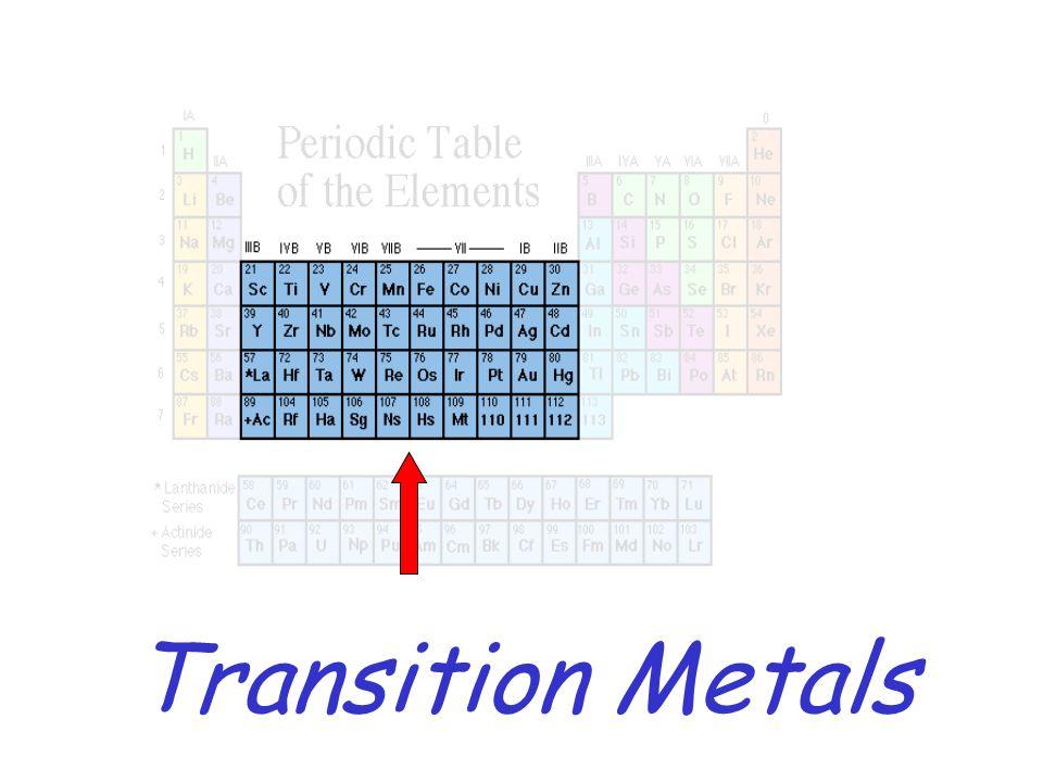 Alkali metals alkaline earth metals transition metals ppt download alkaline earth metals 3 transition metals urtaz Choice Image
