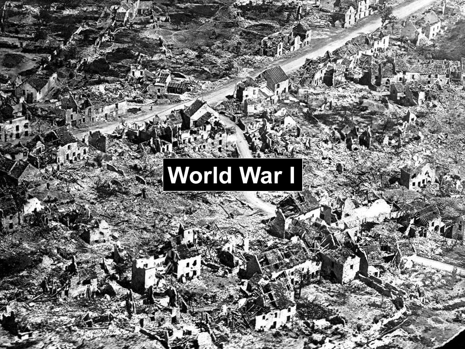 World War I. Causes of WWI – MANIA! M ilitarism - policy of ...