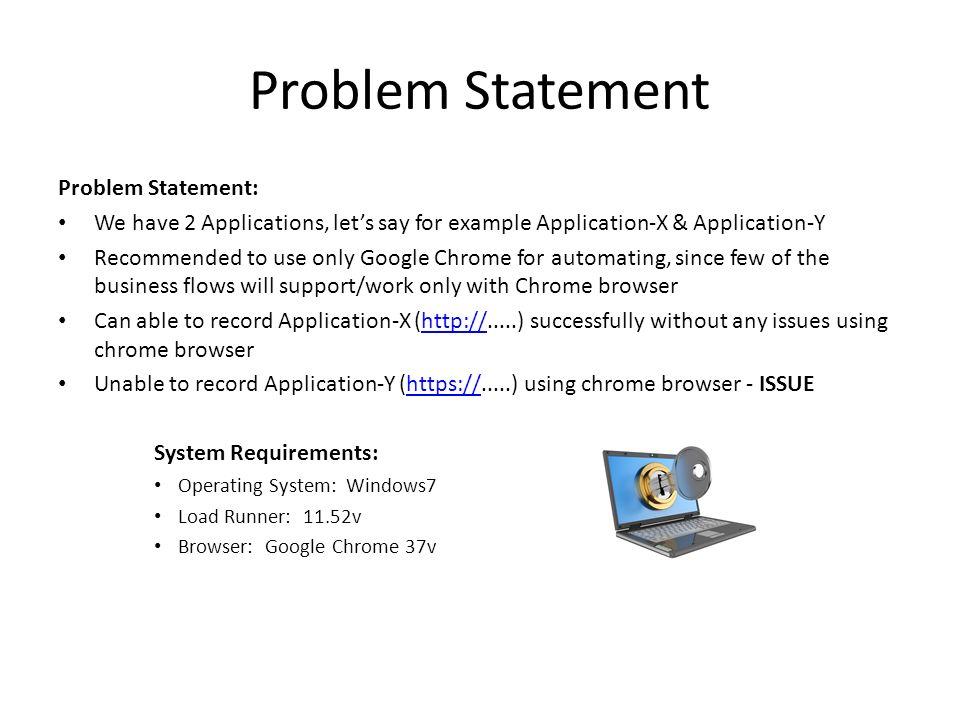 https problem browser
