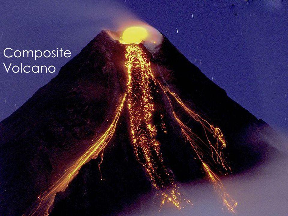 Shield Volcano  Cinder Cone  Composite Volcano  Caldera ...