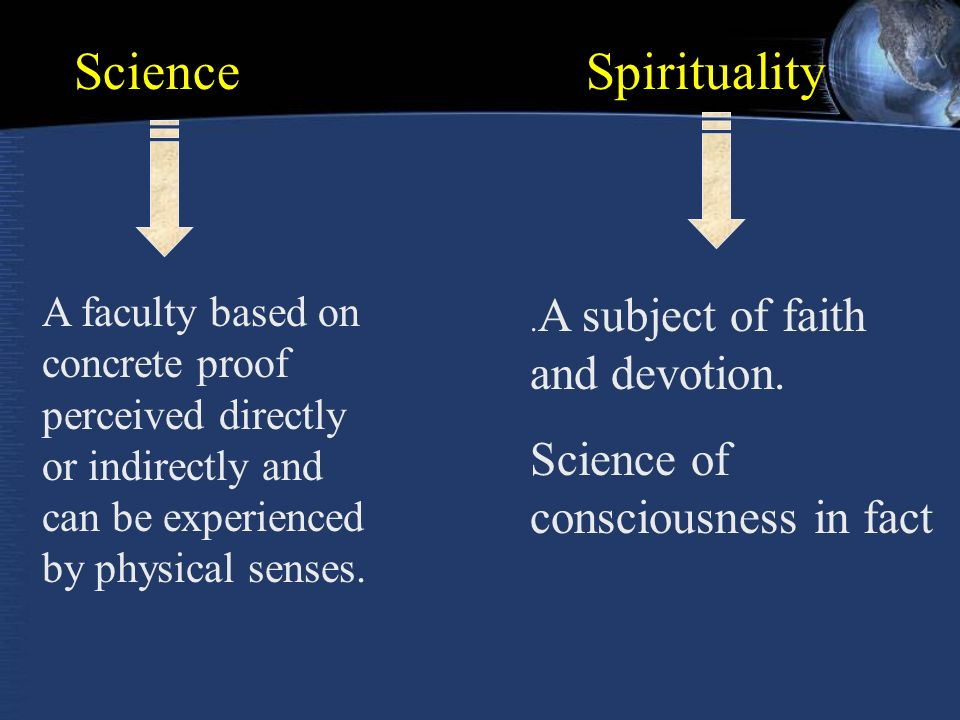 A subject of faith and devotion.