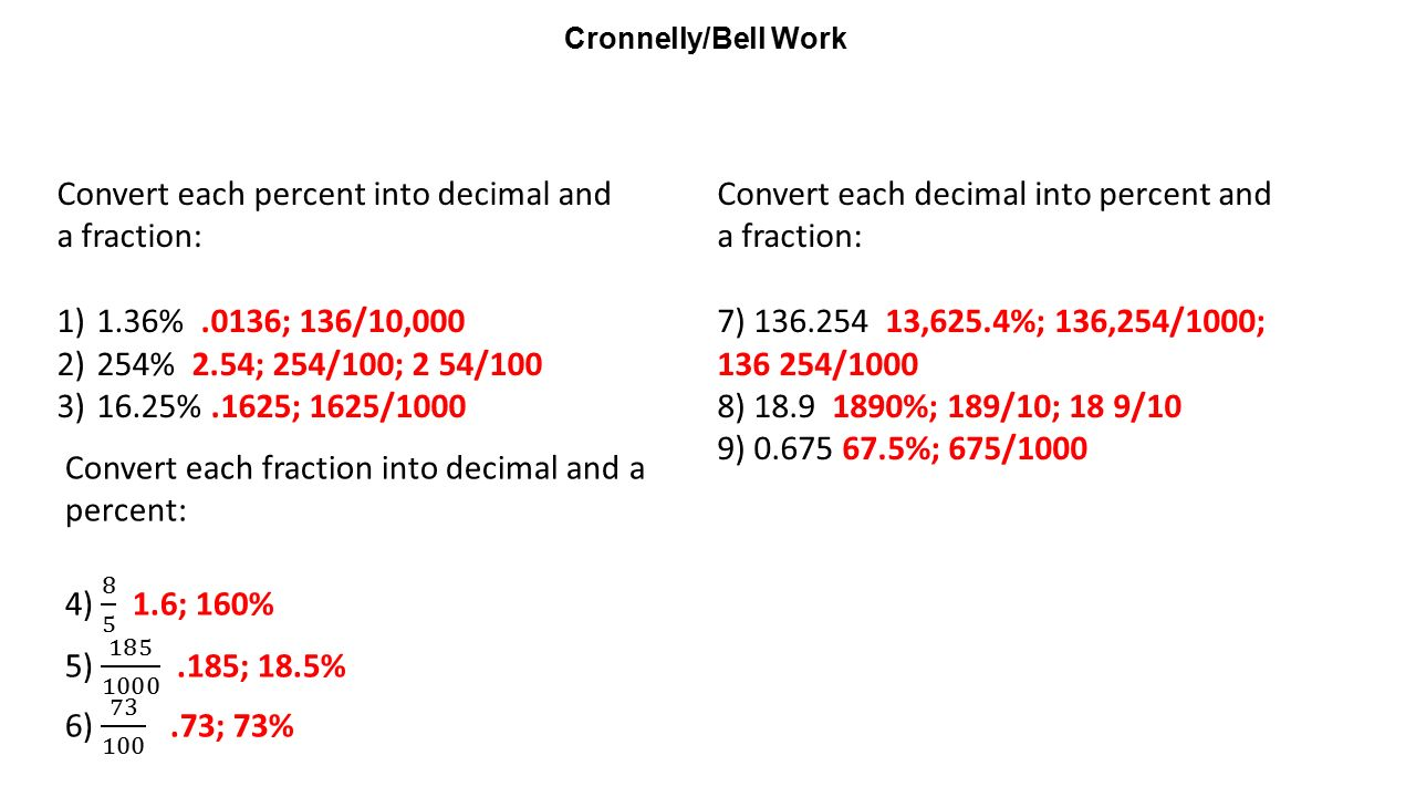 worksheet Percent Into Decimal Duliziyou Worksheets for – Converting Fractions into Decimals Worksheets