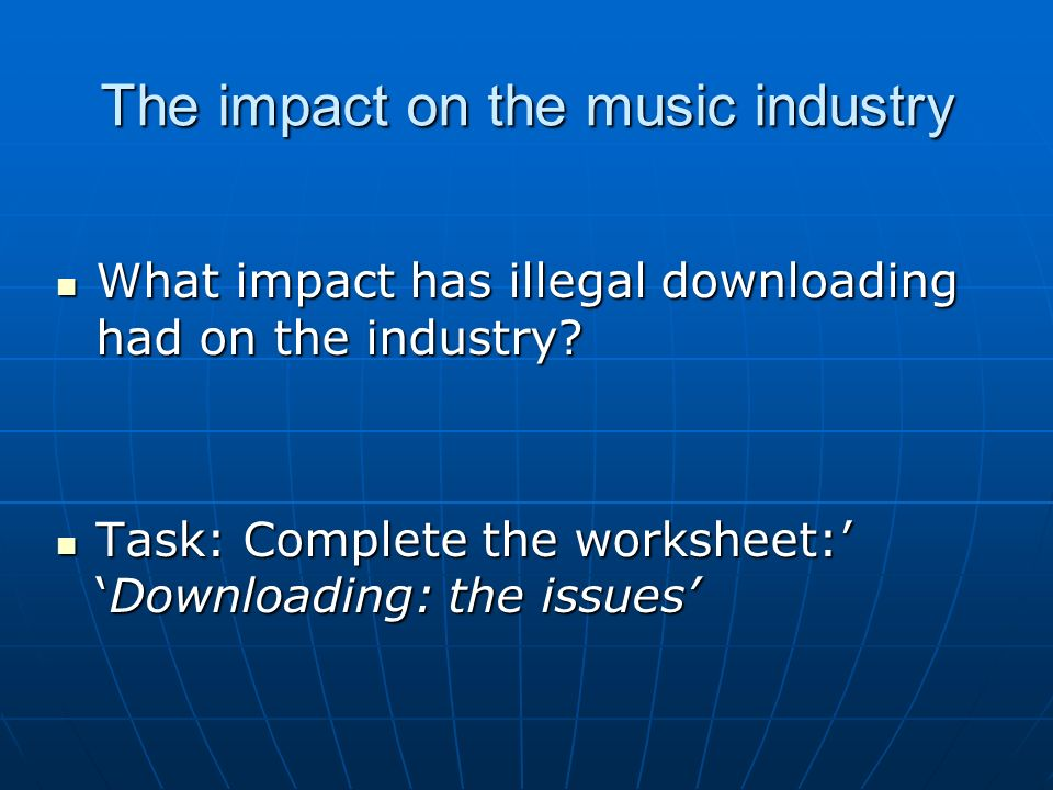 Need good mp3 download sites that work, for an essay about illegal music?