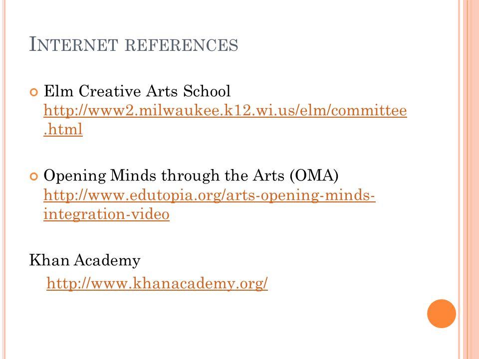 elm creative arts school