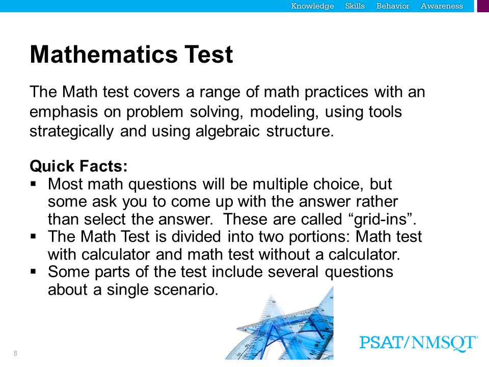 Generous Mathematics Test Questions Contemporary - Math Worksheets ...
