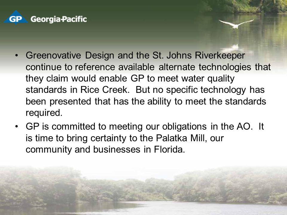 Greenovative Design and the St.
