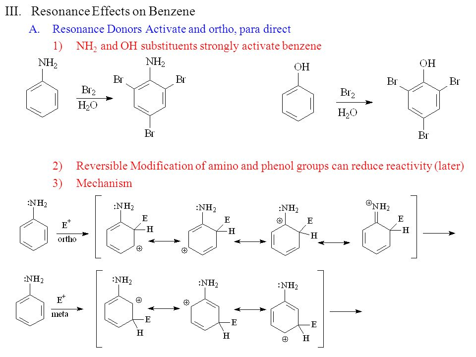 benzene and activating group Electrophilic aromatic substitution by naresh k bakshi electrophilic aromatic substitution by nkb activating groups benzene co in 7 which activate the benzene ring are called activating group activating groups benzene.