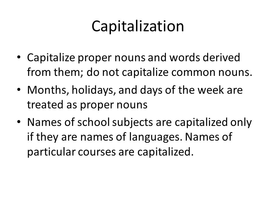 common and proper nouns and capitalizat 148 the possessive case of nouns, common and proper, is formed by the addition of p a p (addresses), titles of: capitalizat ~ o n principal words in, 37 to be.