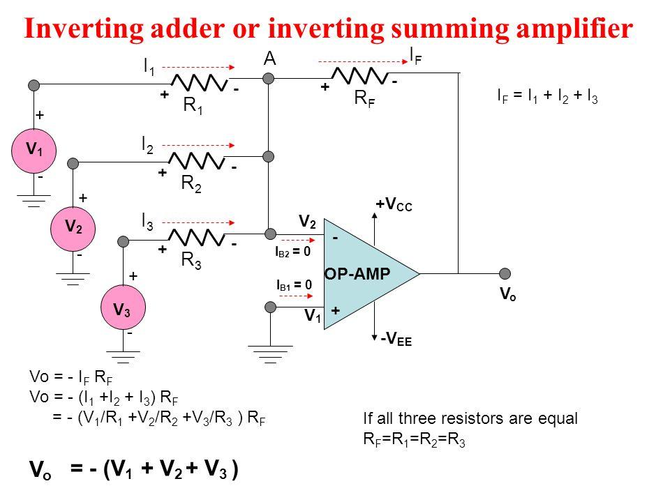 Opamp circuit design
