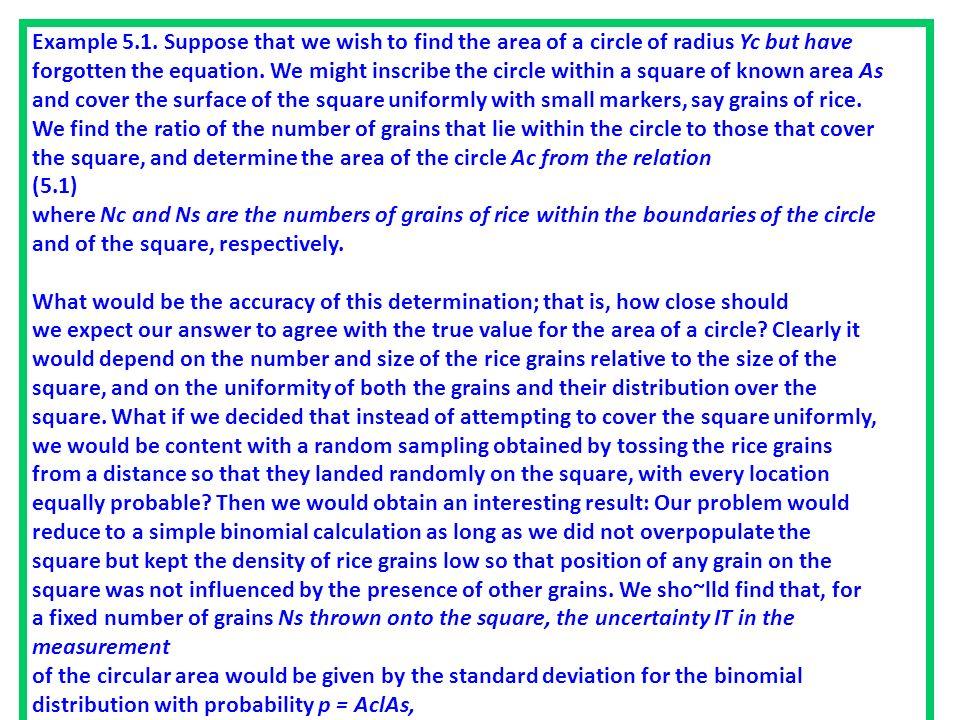 Example 5.1.