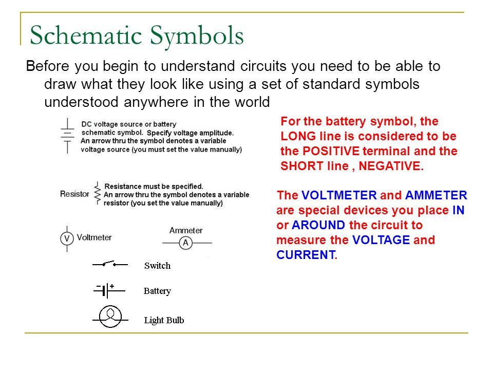 Enchanting Schematic Battery Symbol Mold - Wiring Diagram Ideas ...