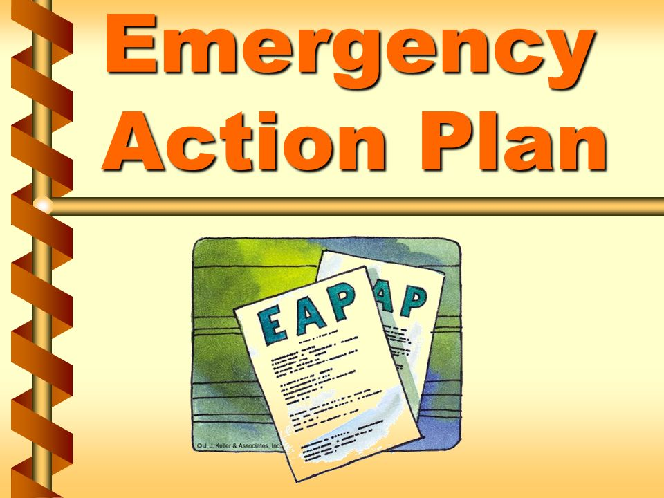Emergency Action Plan Emergency Escape Procedures And Escape Routes