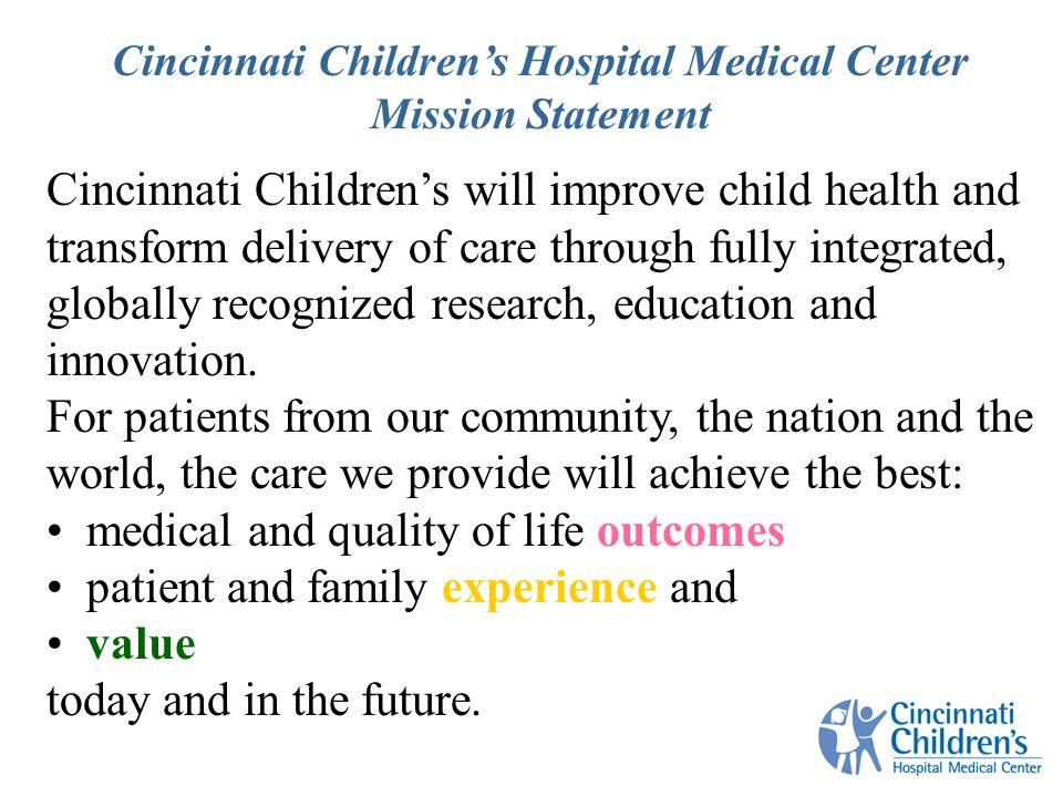 child care mission statements