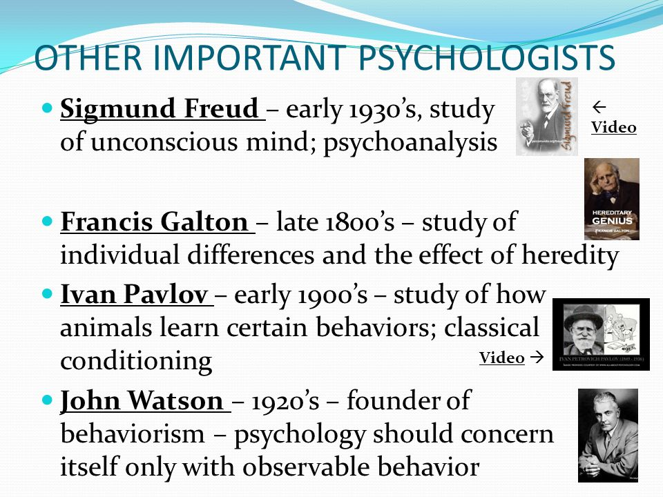 Behaviorism | Learning Theory | Funderstanding: Education ...