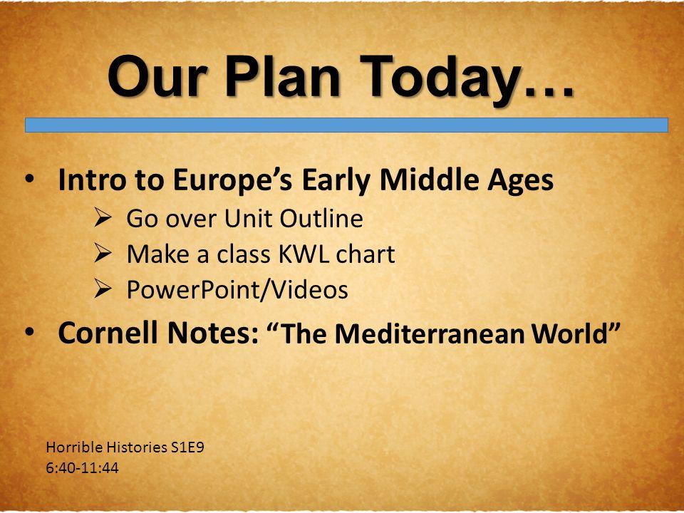 world history cornell notes