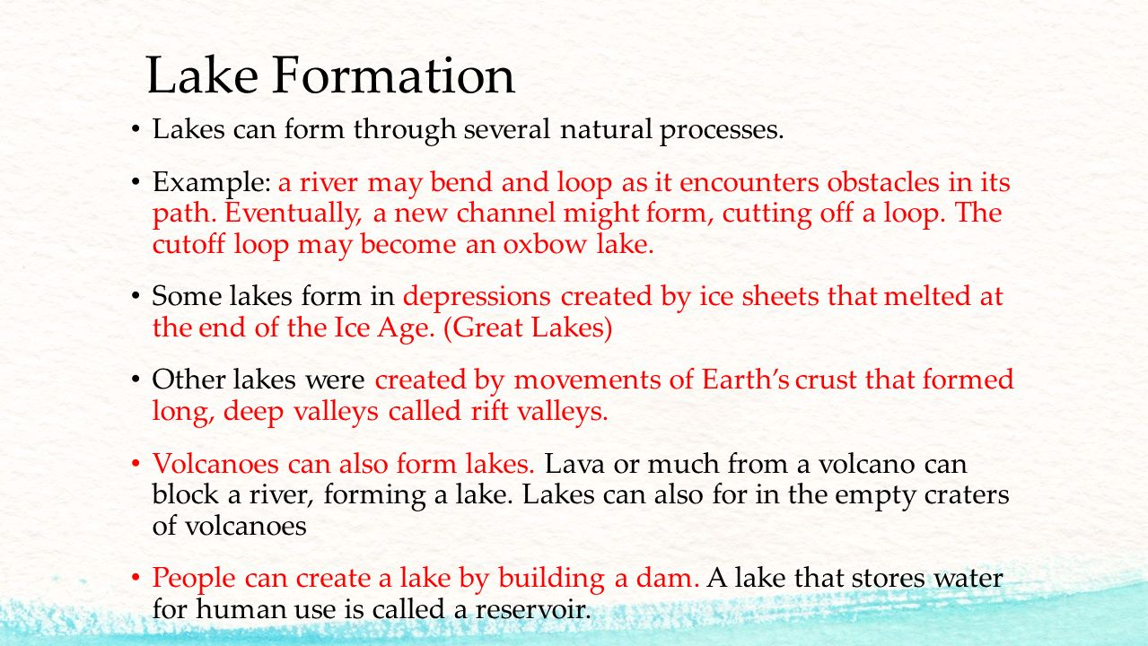 Surface water Chapter 11 section 2. What is a river system ...