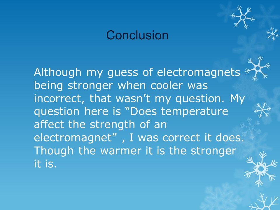the strength of an electromagnet 3 essay Get a 10 % discount on an order above $ 50 use the following coupon code : save10 order now.