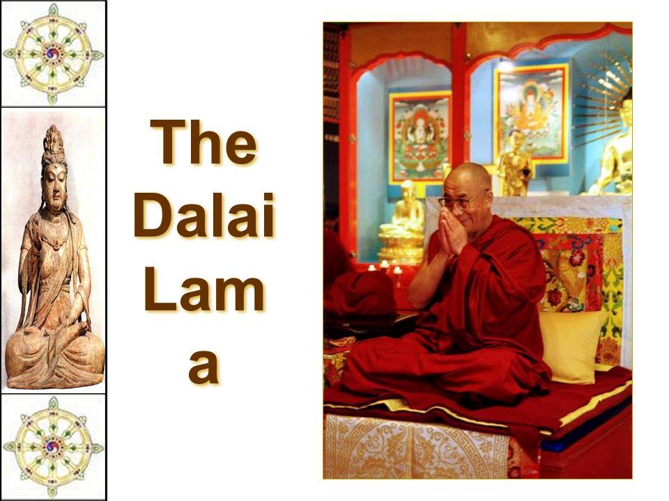 The Dalai Lam a