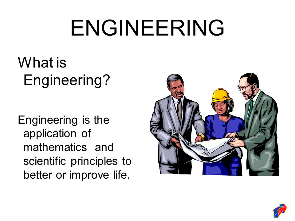 ENGINEERING What is Engineering.