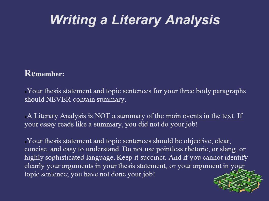 How to write a rhetorical essay body paragraph