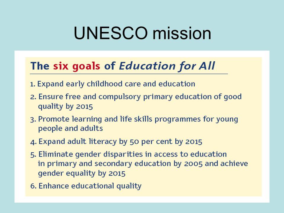 UNESCO mission