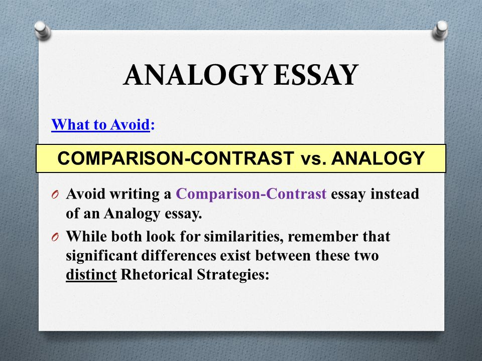 analogy essay pre writing the process analogy essay process  21 analogy