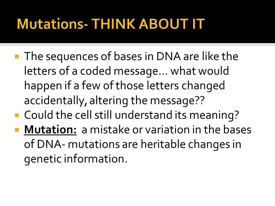 1 & 2) Transcription vs. Translation  DNA  mRNA; nucleus ...