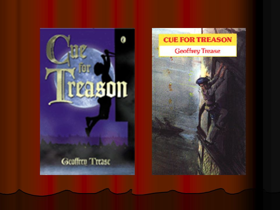 cue for treason notes chapter At the end of chapter 15 predict what may have happened to tom cue for treason name _____ blk___ section a: reader response journals (see.