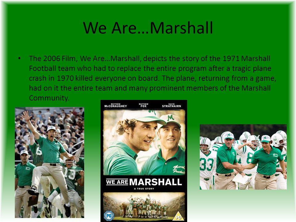 we are marshall film