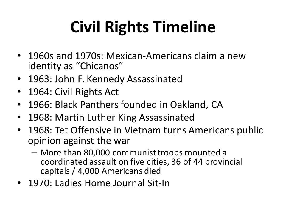 why was the civil rights movement